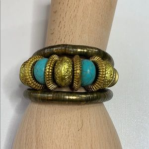 Bangle bracelet Retro Bohemian Flexible Bangle